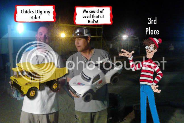 Raceparty.net 6/12/11 11SC4x4