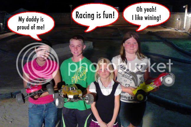 Raceparty 7/10/11 7-10-11NoviceMod