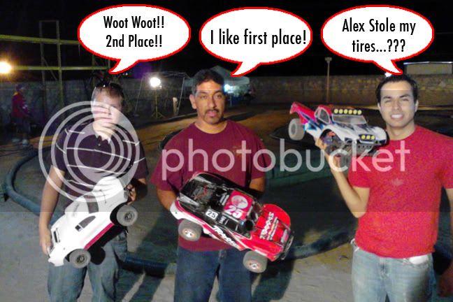 Raceparty 7/10/11 7-10-11SC4x4Mod