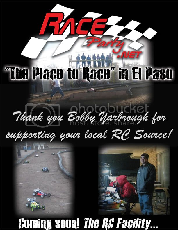 "Thank you Raceparty.net- ""Groundbreaking at the new facility"" RPsponsorpageWEB"
