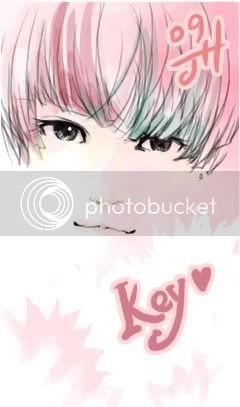 Chibi fanart của b. trẻ Key ~Kim Ki Bum Kchibi4