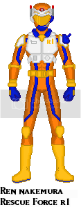 Not quite an upgrade, but... Idea for the new upgrades. R1RescueForceRPGSuit