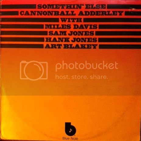 *Os imortais do JAZZ* CannonballAdderley_SomethingElse001