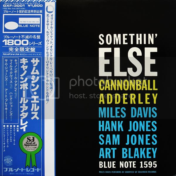*Os imortais do JAZZ* CannonballAdderley_SomethingElse002