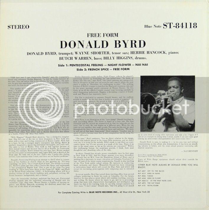 A rodar XIX - Página 2 DonaldByrd_FreeForm2