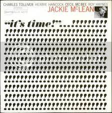 A rodar XXV - Página 19 JackieMcLean_ItsTime_zpscfb931ff