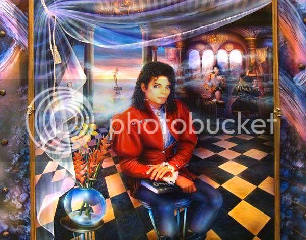 As Pinturas e Montagens Mais Bem Feitas! Michael-Jackson-The-Book1