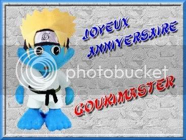 Le fil des anniversaires...(suite 1) Goukimaster