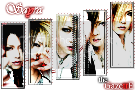Skin - Ano Novo by Sayra =) GAZETTE