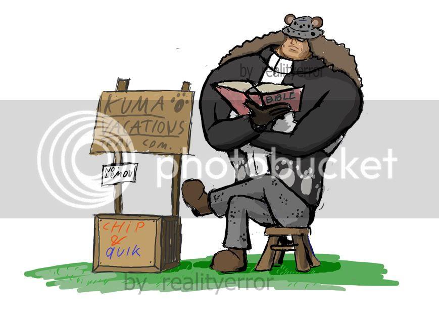 videos imágenes graciosas de one piece - Página 3 Kuma_Hobby_Business_by_realityerror
