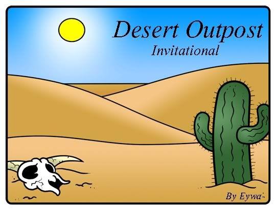 Desert Outpost Invitational DesertOutpost