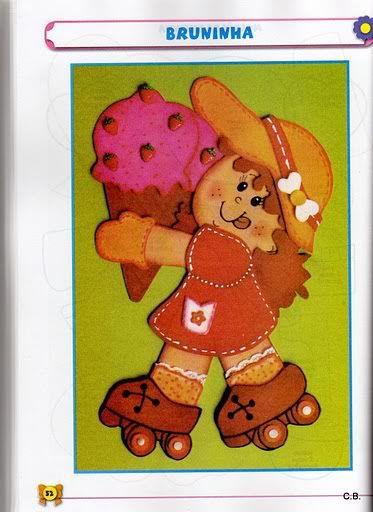 nena con helado (planita) ComemorandoV445