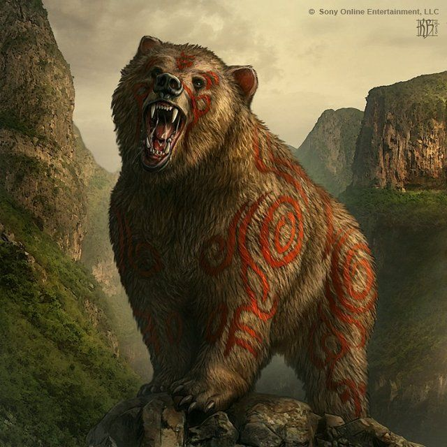 Aashirya Nakti Singh 640x640_6152_Kromdek_Warbear_2d_creature_bear_magical_fantasy_picture_image_digital_art