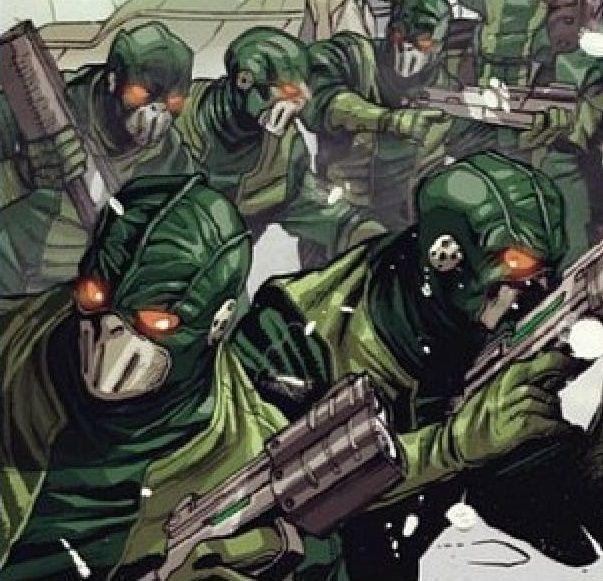 SilverFlame fegyverbolt  Hydra%20katonaacutek