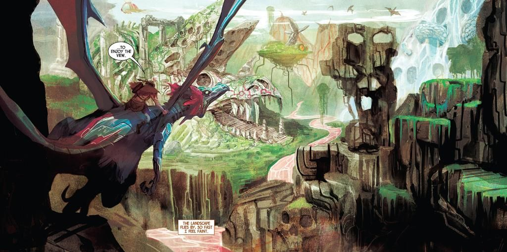 Weirdworld Weirdworld