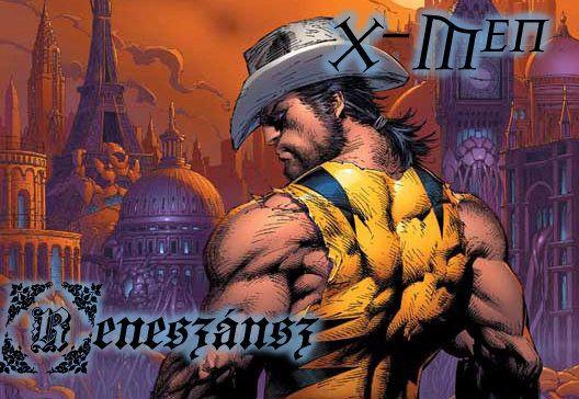 X-Men Reneszánsz Xmrbanner