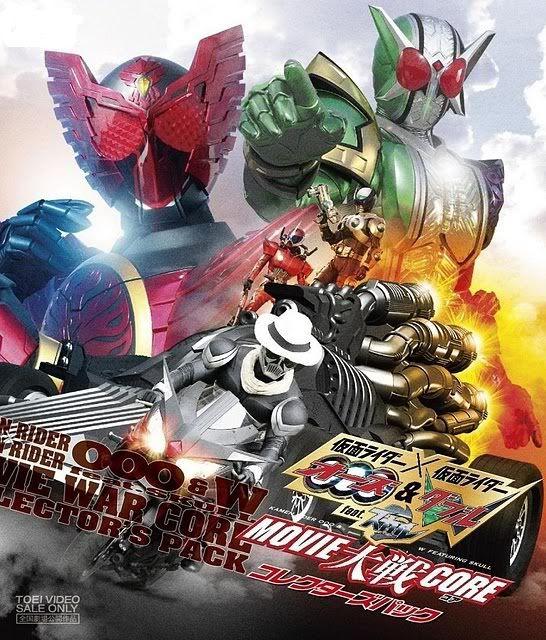 (K.R.S.S vietsub) Movie Kamen Rider KamenRiderKamenRiderOOOWFeaturingSkullMovieWarCore