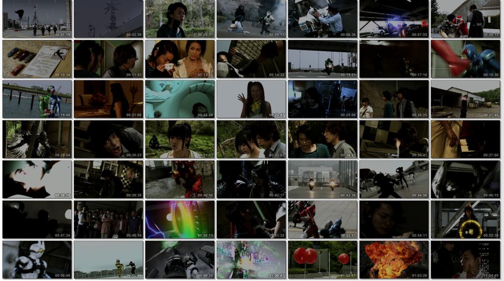 (K.R.S.S vietsub) Movie Kamen Rider Rawgekijoubankamenrider