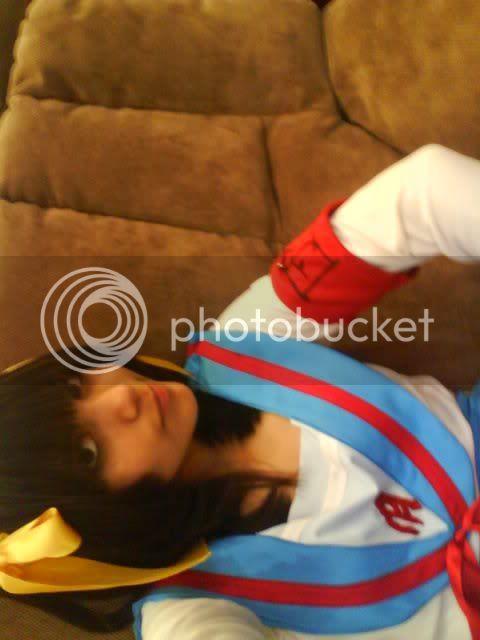 Hikari~San: Suzumiya Haruhi Cosplay 267553_203089206404592_100001105422369_568659_7060561_n