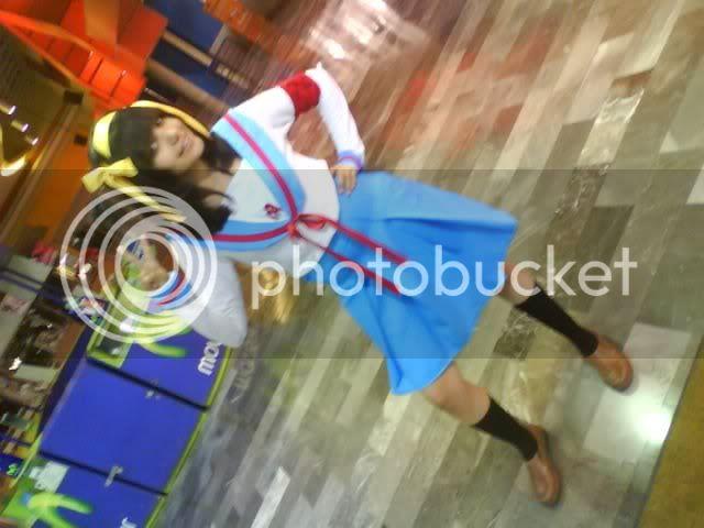 Hikari~San: Suzumiya Haruhi Cosplay 270842_203089039737942_100001105422369_568653_8322561_n
