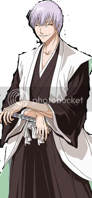 Dachou Of the Story Board Characters Gin--1