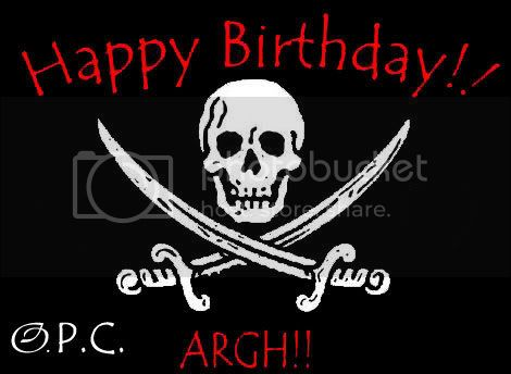 Lets Party! Pirate-birthday