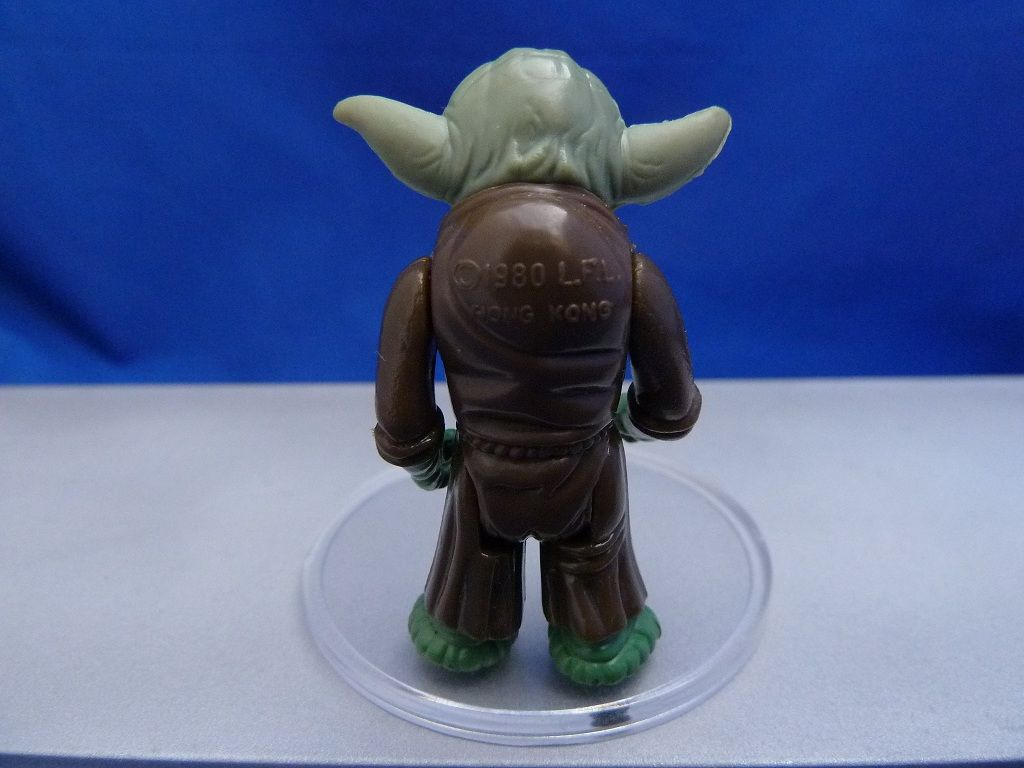 Yoda Olive Head with Hong Kong COO#3 3132663239336230