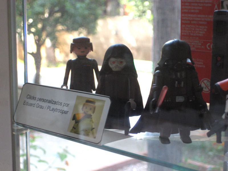 Star Wars Action Figures finally inducted into the Toy Hall of Fame! SWPlaymobil