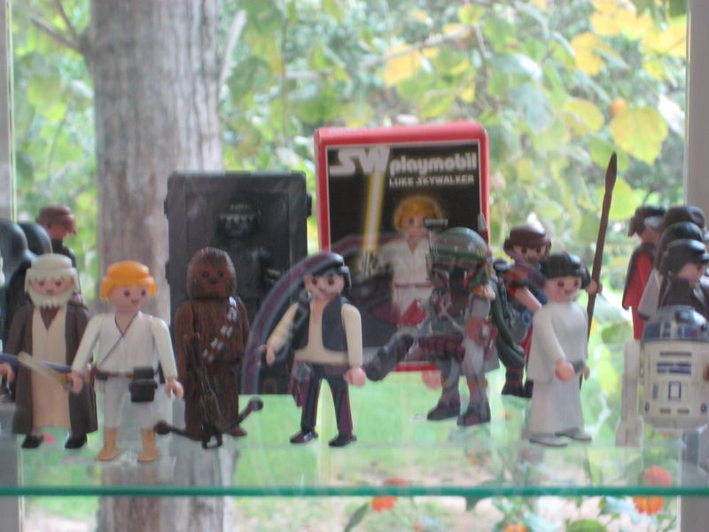 Star Wars Action Figures finally inducted into the Toy Hall of Fame! SWPlaymobil2