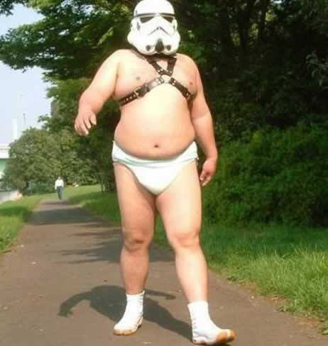 Star Wars - The Cool Weird Freaky Creepy Side of The Force Fat-star-wars-kid_zpsb105f5a6