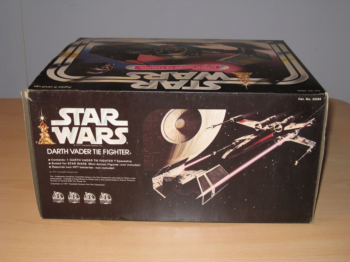 PROJECT OUTSIDE THE BOX - Star Wars Vehicles, Playsets, Mini Rigs & other boxed products  - Page 7 Sw_Darth_Vader_tie_fighter_anh_Palitoy028_zpsabef8cb2
