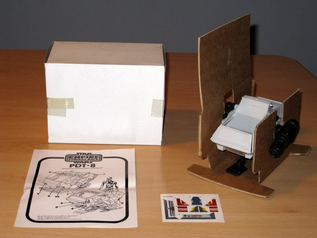 PROJECT OUTSIDE THE BOX - Star Wars Vehicles, Playsets, Mini Rigs & other boxed products  - Page 2 Sw_PDT-8_mailer_palitoy006