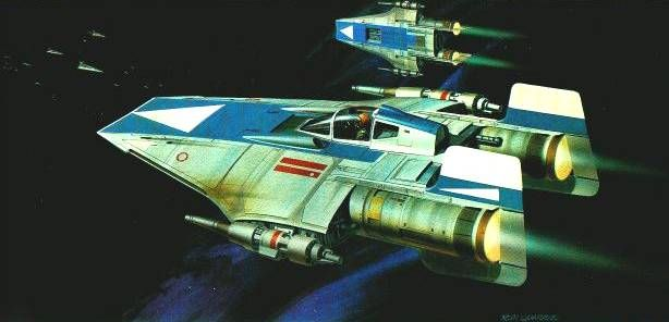 PROJECT OUTSIDE THE BOX - Star Wars Vehicles, Playsets, Mini Rigs & other boxed products  - Page 5 A-WingFighter_zps660b803d