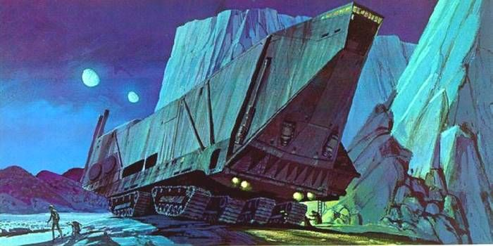 PROJECT OUTSIDE THE BOX - Star Wars Vehicles, Playsets, Mini Rigs & other boxed products  - Page 6 Sandcrawler_zpsae5edde5