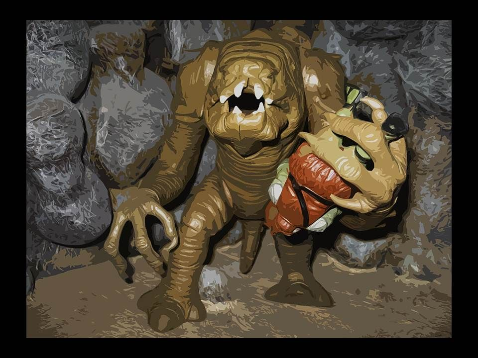 Star Wars Figures in Action!!: Overview On Page 1 - Page 10 Rancor_zpsd668e8d2