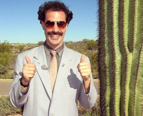 OT- Thumb Wars Uncut Borat-Thumbs-Up