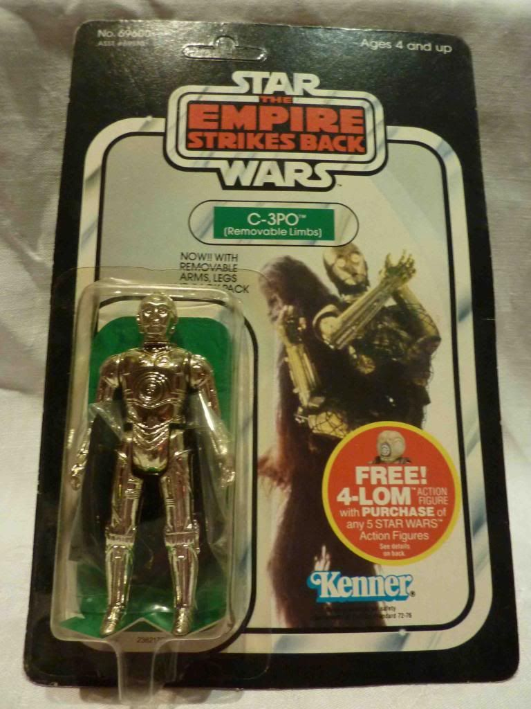 Price Estimation for ESB MOCs C-3PO_1