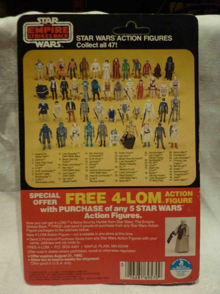 Price Estimation for ESB MOCs C-3PO_4