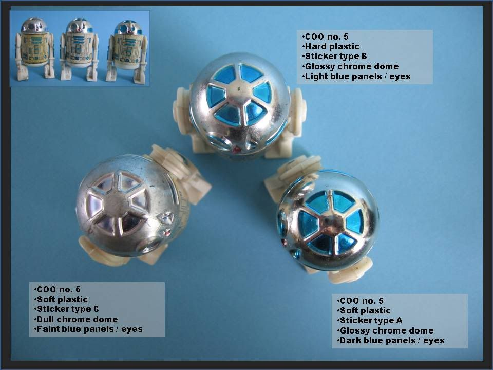 The TIG FOTM Thread: R2-D2 (ORIGINAL) Dia65