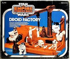 Droid Factory Empire Strikes Back Release DroidsFactoryESB