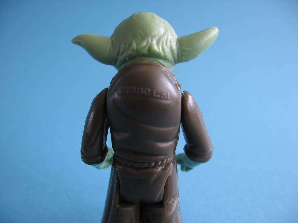 YODA - Meccano Yoda IMG_3741