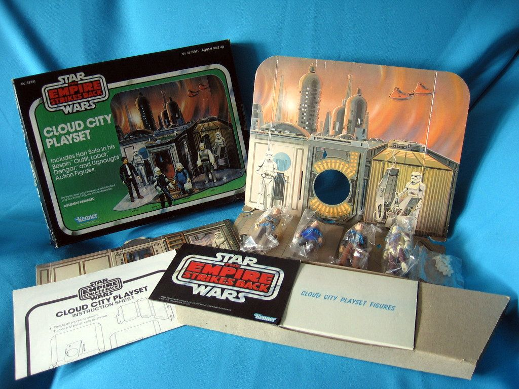 PROJECT OUTSIDE THE BOX - Star Wars Vehicles, Playsets, Mini Rigs & other boxed products  IMG_6010