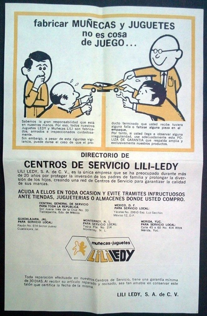 Lili Ledy Factory - Page 5 LiliLedyWarrantySheet