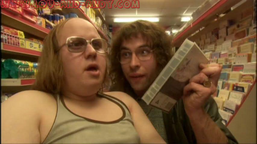OT - Star Wars & Little Britain: I want that one!! LouandAndy