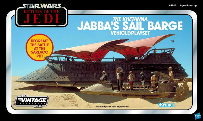 Never released vintage Sail Barge Sail_Barge