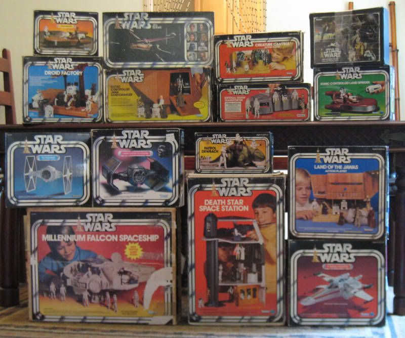 OT - Star Wars & Little Britain: I want that one!! VintageCollection