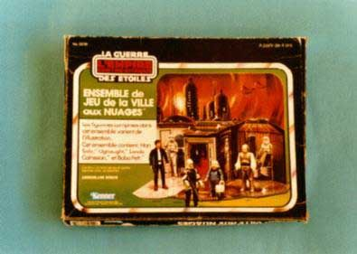 PROJECT OUTSIDE THE BOX - Star Wars Vehicles, Playsets, Mini Rigs & other boxed products  Canadian-cloudcity