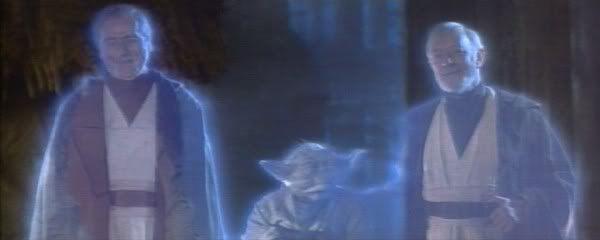 Return of the Jedi Jedi_spirits