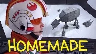 GROWING COLLECTION OF STAR WARS VIDEOS BattheofHothHomemade_zpsd1ca2b67