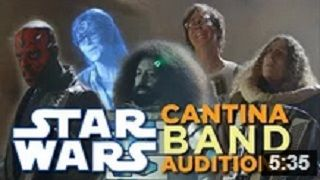 GROWING COLLECTION OF STAR WARS VIDEOS CANTINABANDAUDITIONS_zps0a2362c4